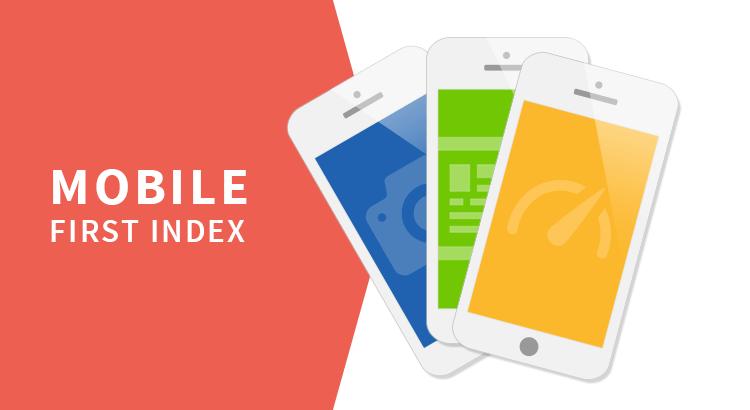 الگوریتم Mobile First Indexing امتیاز بیشتری به صفحات amp و موبایل می دهد