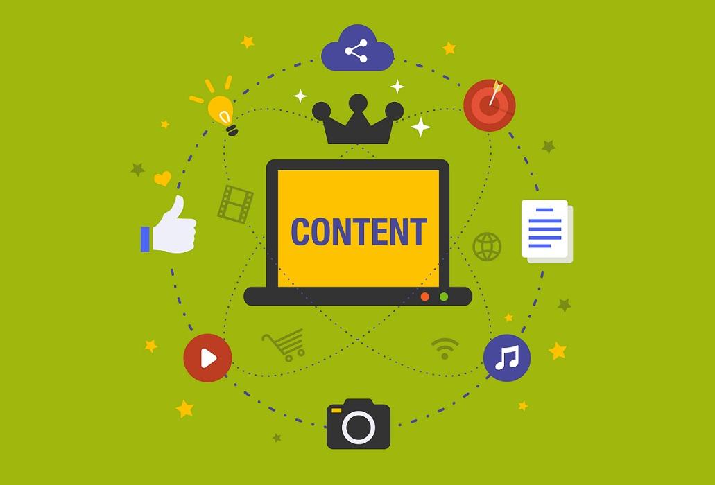 چند روش کاربردی در تولید محتوا برای وب سایت